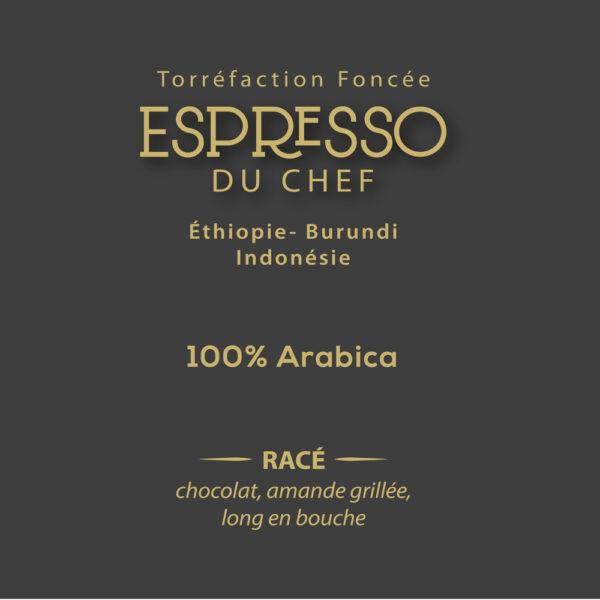 Café pour expresso
